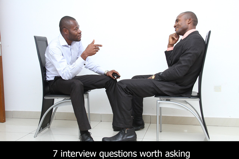 7 Interview Questions Worth Asking Candidates Talent