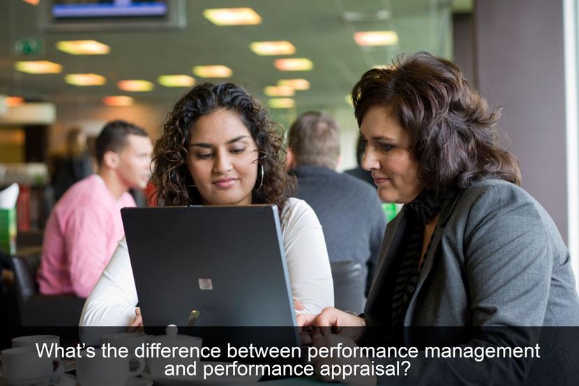 performancemanagementperformanceappraisal