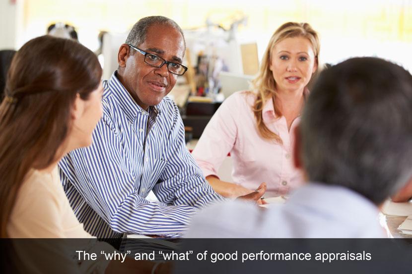 whyandwhatperformanceappraisals