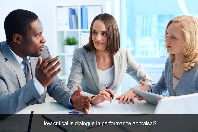 dialogueinperformanceappraisal