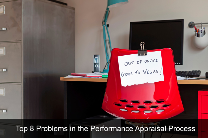 top8performanceappraisalproblems