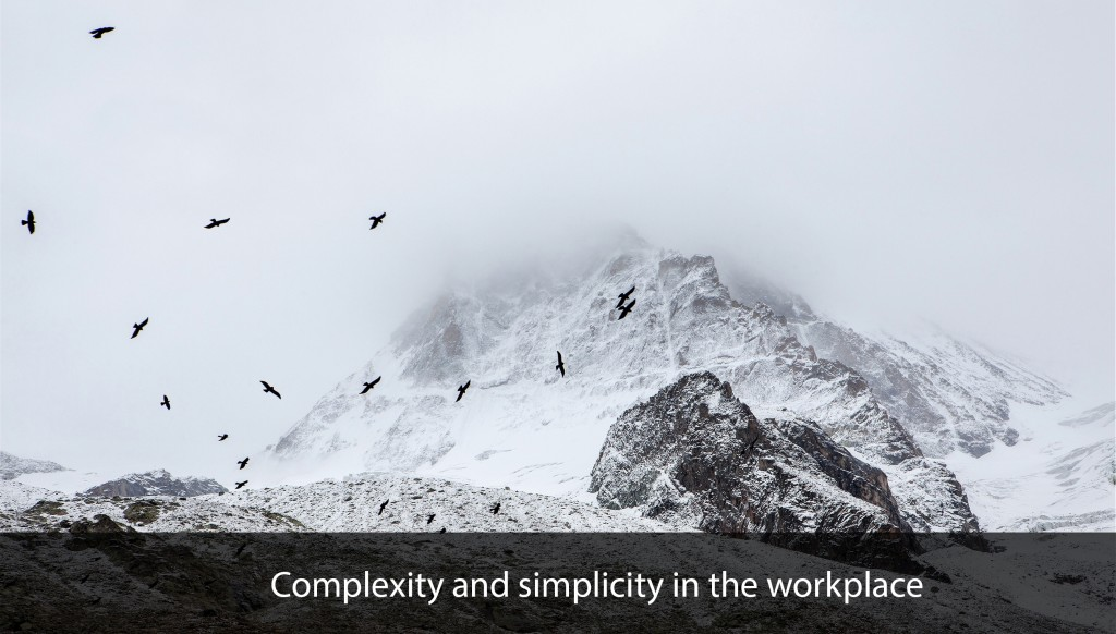 simplicitycomplexityworkplace